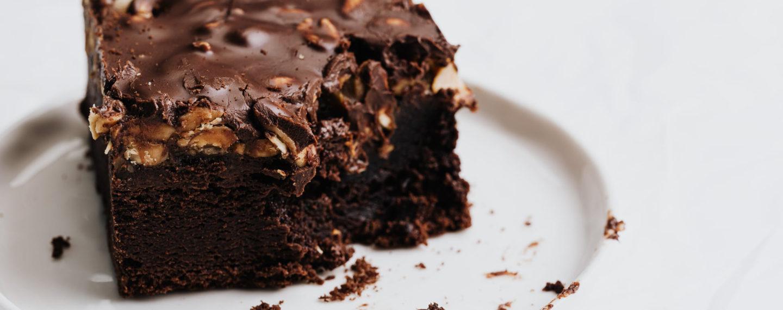 Schokoladen Brownie a la´ Küche & Concept